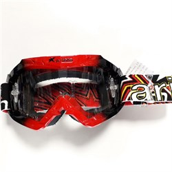 Ariete 12960GRN Riding Crows Goggles Motocross Gözlüğü
