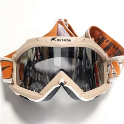 Ariete 12960SAM+ Riding Crows Goggles Motocross Gözlüğü
